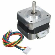1Pc 28Ncm Nema 17 Stepper Motor 0.4A 1.8° 4Wire Cable For 3D printer CNC Reprap