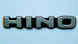 HINO emblem badge ornament 1998-2003