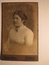 Meiesbach-mujer-Portrait/CDV