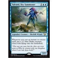 TALRAND SKY SUMMONER NM mtg Commander 2015 Blue - Merfolk Wizard Rare