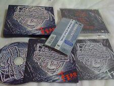 ROYAL HUNT / fear /JAPAN LTD CD OBI slipcase, book