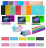 "Satin Hard Case Rubberized keyboard Cover For Macbook Pro / Air 11 13"" 15"" 2014"