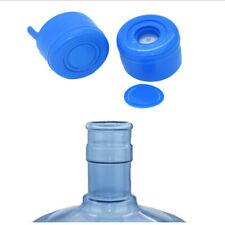 10 Pcs  Non Spill Water Cap Reusable Gallon Water Bottle Caps Lid Drinking