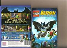 LEGO BATMAN PLAYSTATION 2 PS2 PS 2 BAT MAN