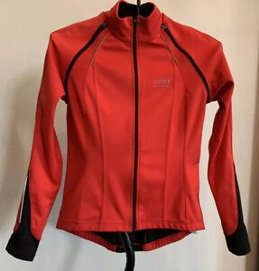 GORE Bike Wear Convertible Windstopper Cycling Soft Shell Jacket Sz. M, EU 38