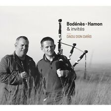 Steven Bodenes sylvan hamon & invite daou don dans cd musique écossaise brittany