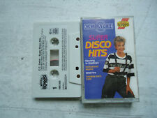 MC C.C. Catch - Super Disco Hits Musikkassette Tape Cassette