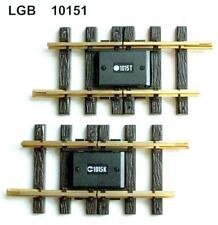 LGB 10151 G - Kehrschleife 2x 150mm NEU & OvP