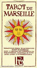 Tarot De MARSEILLE Heron / N. Conver 78 Cartes  (Carte, Cards, Divination)
