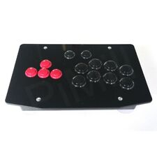 RAC-J501B All Buttons Arcade Joystick USB Wired Fight Stick Controller PC US