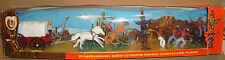 SOLDATINI ART.587 COWBOY & INDIAN ADVENTURE SET SWOPPET