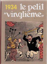 Intégrale des couvertures Petit Vingtième - Année 1934. Album cartonné - Neuf