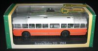 SCANIA VABIS D 11 MODEL COACH BUS 1:76 SCALE ATLAS IXO 1964 COLLECTION
