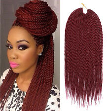 "18"" Kanekalon Braiding Hair Extension 30 Strands/Pack Freetress Crochet Braids"