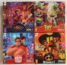 CEACO DISNEY JIGSAW PUZZLE COCO 300 PCS Set Of 4