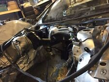 Mercedes SL R230 SL350 SL500 front wings frame rubber Trim goes round 2002 09