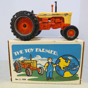 Ertl Case 800 Tractor 13th Annual National Toy Show Toy Farmer  1/16 CA-693PA-B1