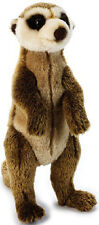 National Geographic Meerkat [35cm] Soft Plush Toy NEW