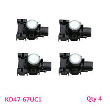 Fit For Mazda 6 Artz 14-17 CX-5 13-17 PDC Parking Distance Control Sensor × 4pcs