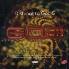Various Dance(CD Album)Distance To Goa 5-Distance-SUB 4835.2-New