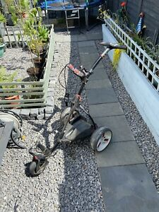 Motocaddy S1 Electric Golf Trolle No Battery Untested