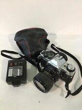 Canon Ae-1 Program Film Camera & Accessories