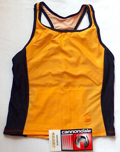 Cannondale Cycling Y Sleeveless Top Women's Small NOS BNWT