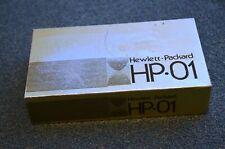 Hewlett Packard Very Rare HP-01 Calculator Watch with Golden Version, FW Perfect