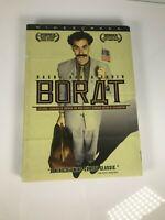 Borat Sacha Baron Cohen DVD