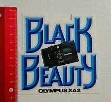 Aufkleber/Sticker: Black Beauty Olympus XA2 Kamera (15061689)