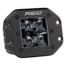 Rigid Industries 211213BLK D-Series Pro Spot Light Flush Mount 4 White LEDs