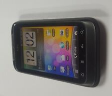 HTC Wildfire S  A510e (Unlocked) Black Smartphone Mobile Grade *A* Fully Working