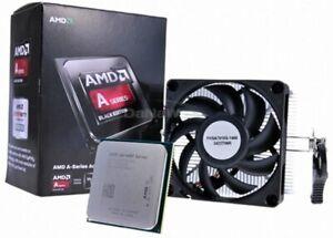 AMD A6-5400K 3.6GHz Socket FM2 65W APU - CPU w/AMD Radeon HD Integrated Graphics