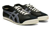 Onitsuka Tiger Mexico 66 Trainers Metropolis Black Asics Leather Ship Worldwide