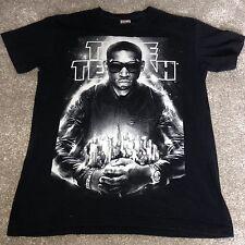 TINIE TEMPAH 2011 UK Tour Music T Shirt / Top / Tshirt - Size S Small