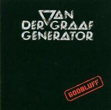 "VAN DER GRAFF GENERATOR ""GODBLUFF"" CD NEW+"