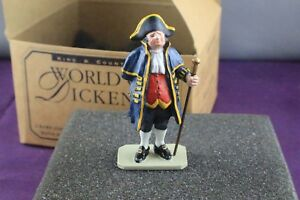 King & Country World of Dickens DO10 Mr Bumble - Oliver Twist 1995-2005