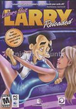 Leisure Suit Larry Reloaded - US Version Adult Mature Windows & Mac PC Game NEW!
