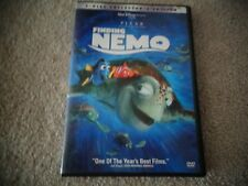 New ListingDisney Pixar Finding Nemo 2-Disc Collector's Edition Dvd's preowned