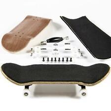 PhoneNatic Finger-Skateboard Bauset in rotbraun inklusive Werkzeug