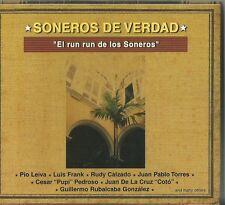 Soneros De Verdad El Run De Los Soneros Latin Music CD New
