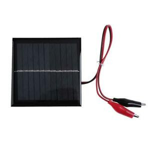 Mini 5.5V 1W Solar Cell Solar Panel System DIY Battery Cell Charger Module