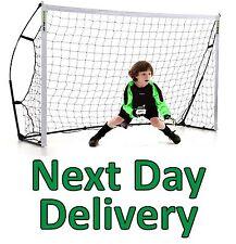 Kickster Football Goal 8 x 5. Ultra portable goal post, durable & strong