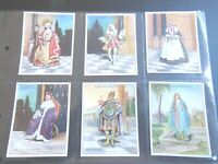 1928 Gilbert And Sullivan 2 performing arts Complete Players Tobacco Set 25 card