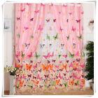 papillon Rideaux Fenêtre Voile Etoffe pour décoration TRANSPARENT Foulard 1x2m