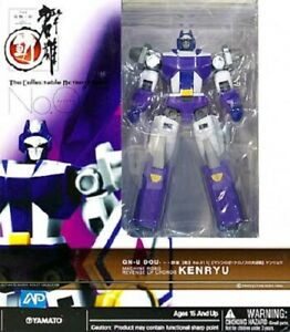 YAMATO Kenryu Machine Robot Chronos Counter attact PVC Figure