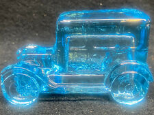 Blue Vaseline glass Chevrolet Chevy car selenium ford dodge Uranium / magnesium