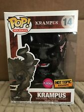 Funko Pop! Holidays Krampus (Flocked) #14 *Hot Topic Exclusive*