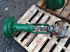 FISHER TYPE ET 2.5 INCH CLASS 150 667 ACTUETED VALVE