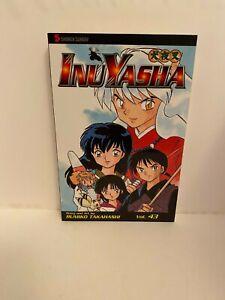 Inuyasha English Manga Volume 43